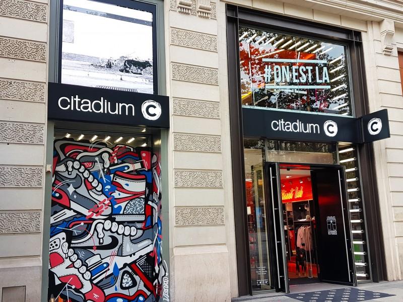 Citadium - Champs Élysées