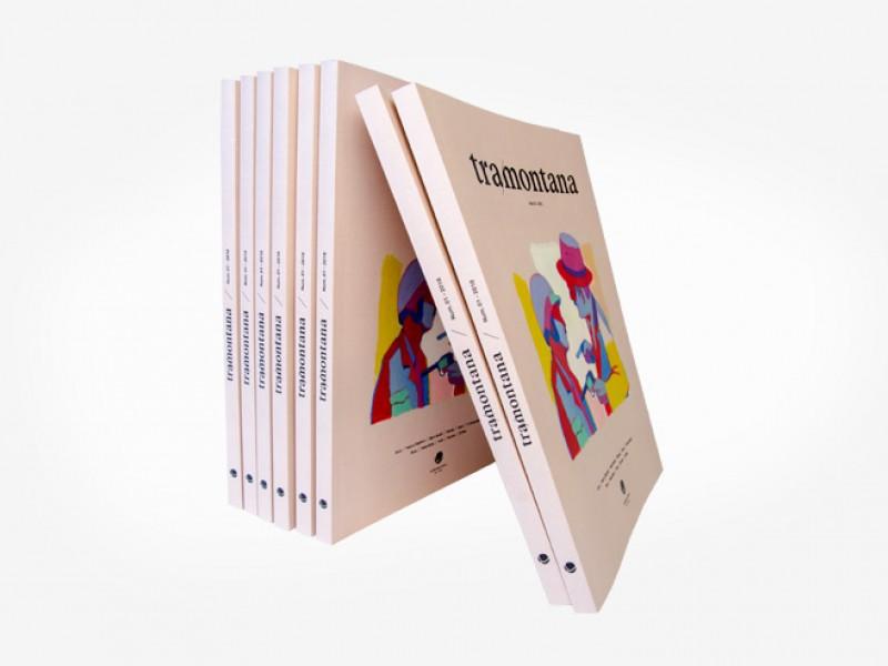 TraMontana Magazine / Barcelone